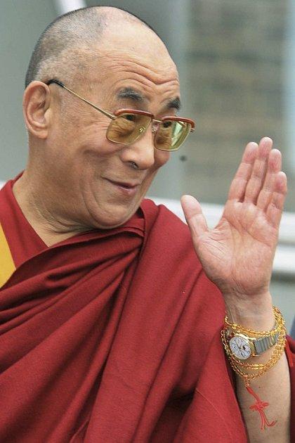 Dalajlama by se na olympiádu v Pekingu podíval rád. Pokud ho tam ovšem Číňané pustí.