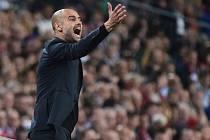 Trenér Bayernu Mnichov Pep Guardiola.