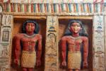 Hrobka v Egyptě je výjimečně zachovalá.