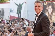 Gerge Clooney ozdobil zahájení MFF v Benátkách.