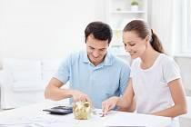 Financování bydlení. Ilustrační foto.