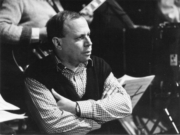 Hudební skladatel Jaromír Klempíř.