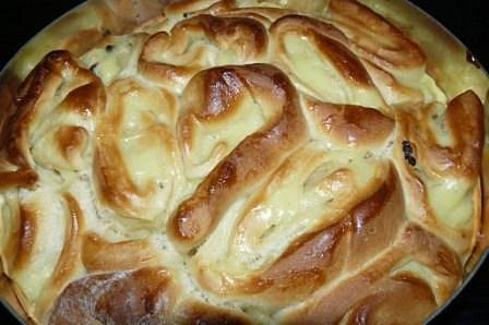 francouzský koláč