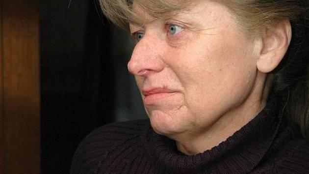 Matka Jakuba Hana Šimánková