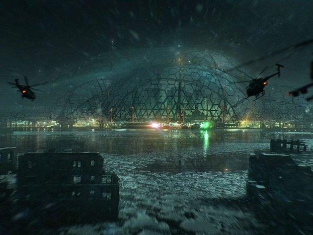 Počítačová hra Crysis 3.