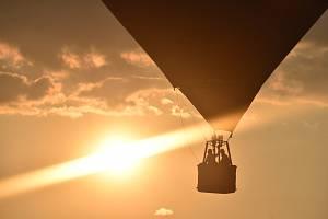 Let balonem dá zabrat fyzičce i psychice, ale výsledek je nádherný.