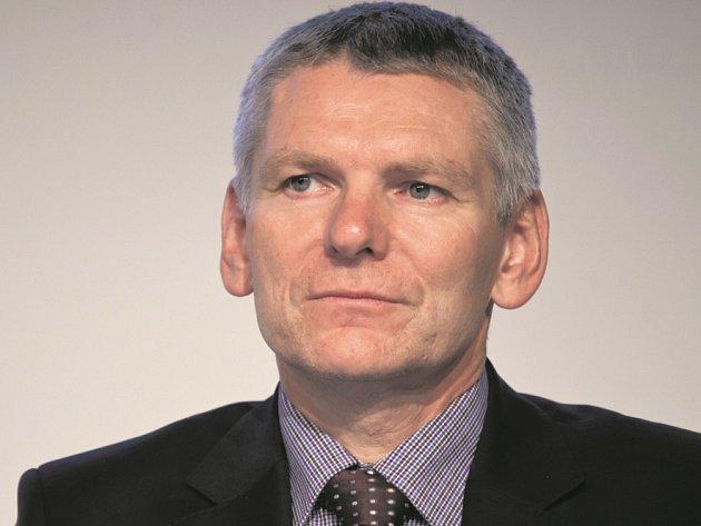 Jiří Hynek, předseda Asociace obranného průmyslu ČR