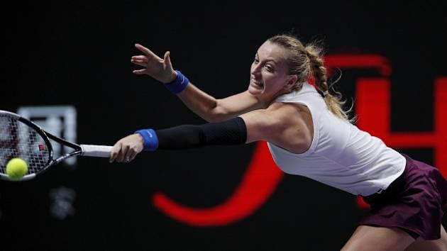 Petra Kvitová na Turnaji mistryň