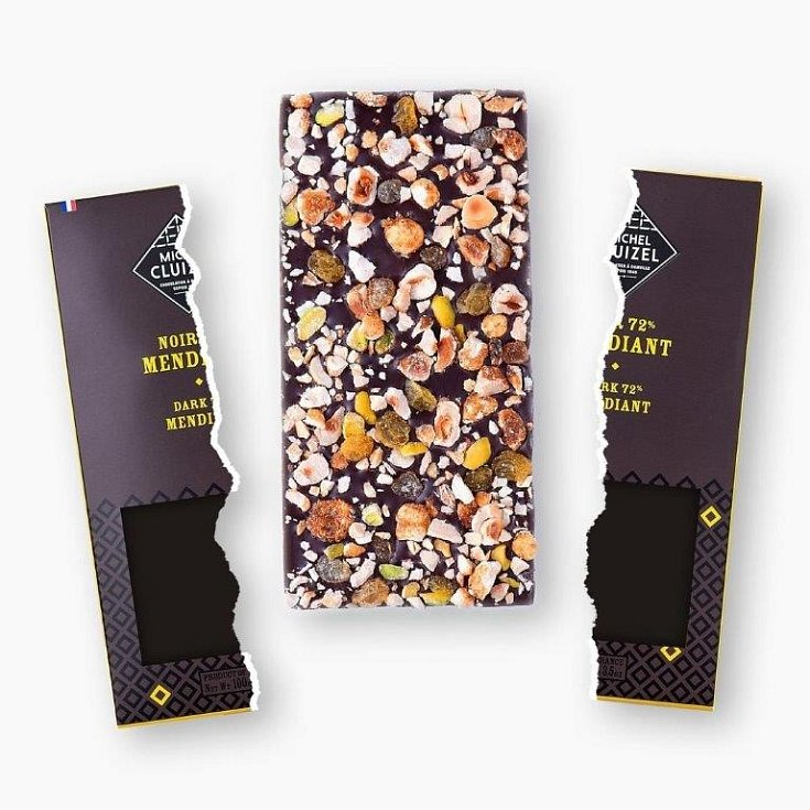 Čokolády z dílny mistra Michel Cluizela