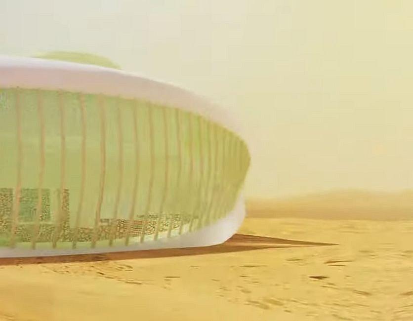 """Houby jako stavební materiál začala testovat i NASA. Ta však počítá s jejich """"usmrcením"""", zatímco nová studie zvažuje i stavby z živých hub"""