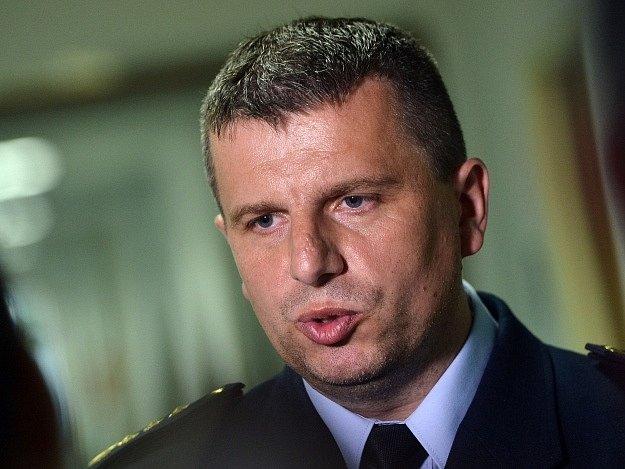 Generální ředitel Vězeňské služby Pavel Ondrášek.