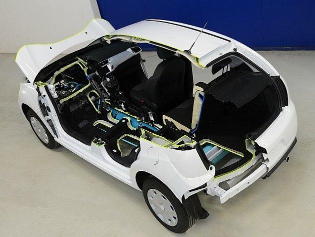 Hybridní technologie Hybrid Air.