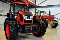 Výrobce traktorů Zetor tractors