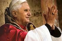Papež Benedikt XVI. - ilustrační snímek
