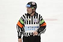 Hokejová stopka! Petr Lacina nemůže kvůli dotační kauze pískat extraligové zápasy. Zatím dočasně.