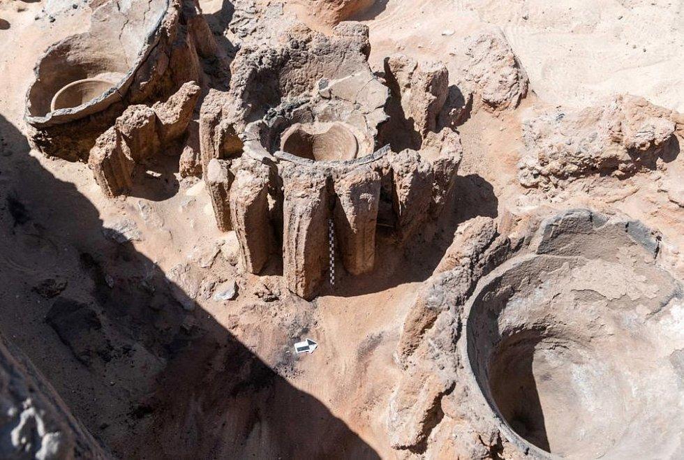 Zřejmě nejstarší známý pivovar na světě objevili egyptští a američtí archeologové ve známé lokalitě Abydos v blízkosti řeky Nilu.