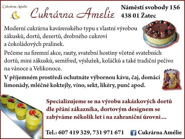 Cukrárna Amelie