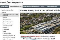 Robert Bosch České Budějovice