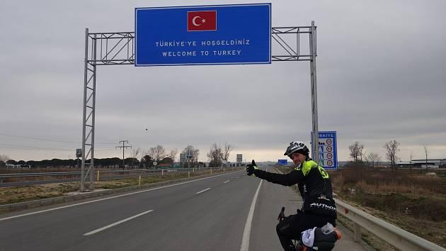 Turecká hranice - ještě před epidemií koronaviru.