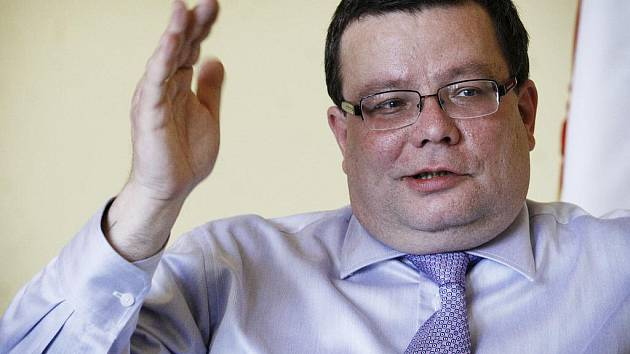 Exministr obrany Alexandr Vondra.