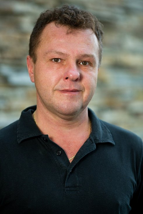 Saunér Jiří Malina