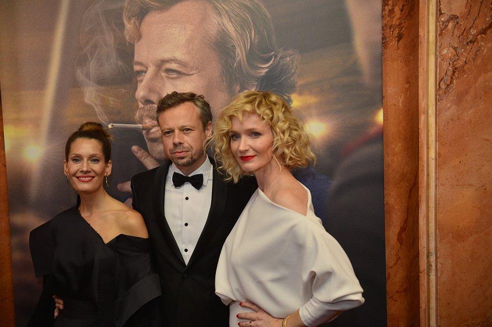 Premiéra filmu Havel