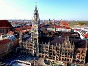 Náměstí v Mnichově