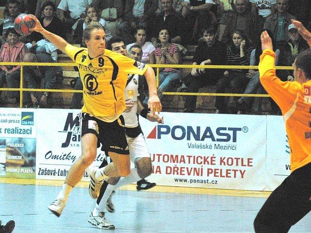 Zubří prohrálo ve druhém kole PVP doma s Bragou o jeden gól.