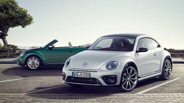 Volkswagen Beetle.