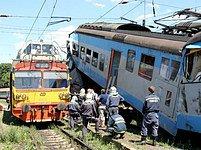 Část viny na nehodě nese strojvedoucí rychlíku