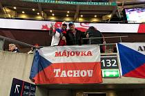Májovka Tachov ve Wembley
