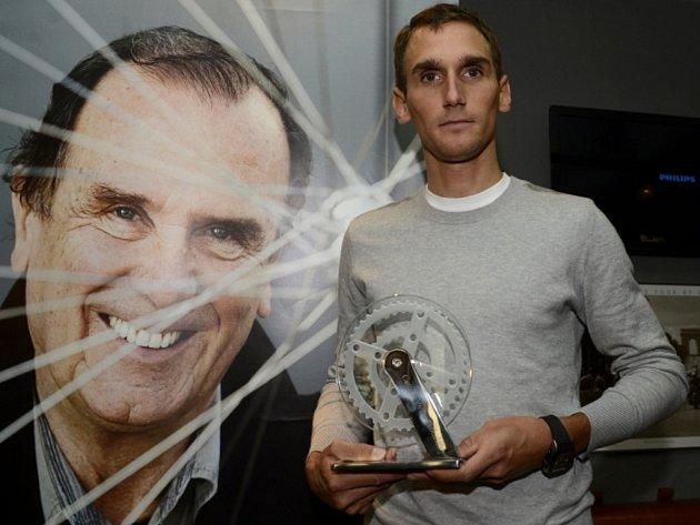 Roman Kreuziger obdržel Cenu Roberta Bakaláře za přínos pro českou cyklistiku.