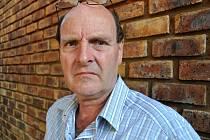 Soukromý vyšetřovatel Paul O'Sullivan.
