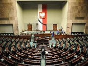 Polský Sejm. Ilustrační foto