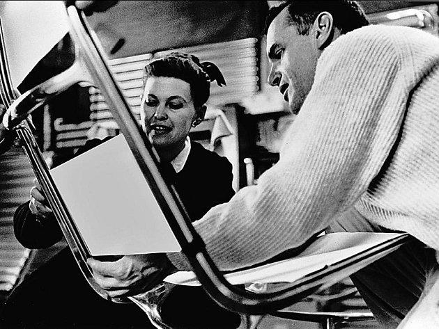 Charles a Ray Eamesovi.