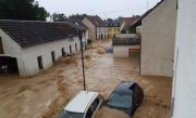 Bouře pustošila Německo