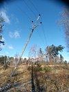 Energetici sečetli škody po orkánu Eberhard. Napáchal jich za 30 milionů korun.