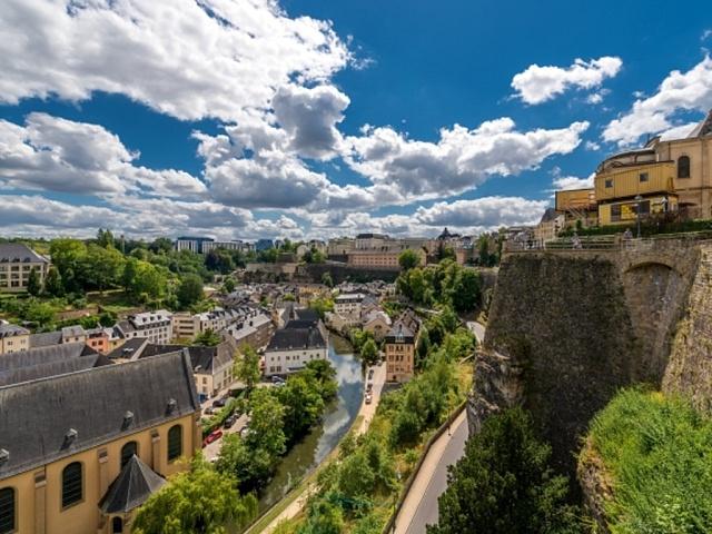 Mezi daňové ráje patří i Lucembursko.