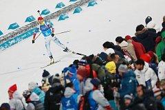Veronika Vítková dovezla štafetu nakonec na dvanáctém místě.