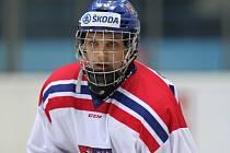 Jakub Galvas v reprezentačním dresu