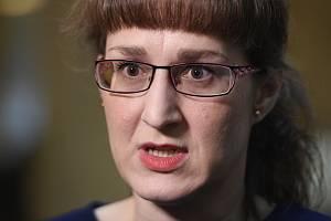 Hlavní hygienička ČR Eva Gottvaldová se 23. ledna 2020 v Praze vyjádřila k situaci kolem nového koronaviru, který se objevil v Číně
