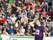 Tradiční předprogram Zlaté tretry, největšího českého atletického mítinku, přilákal na ostravský Městský stadion stovky mladých adeptů atletiky.