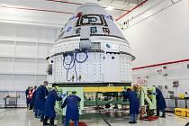 Kosmická loď CST-100 Starliner