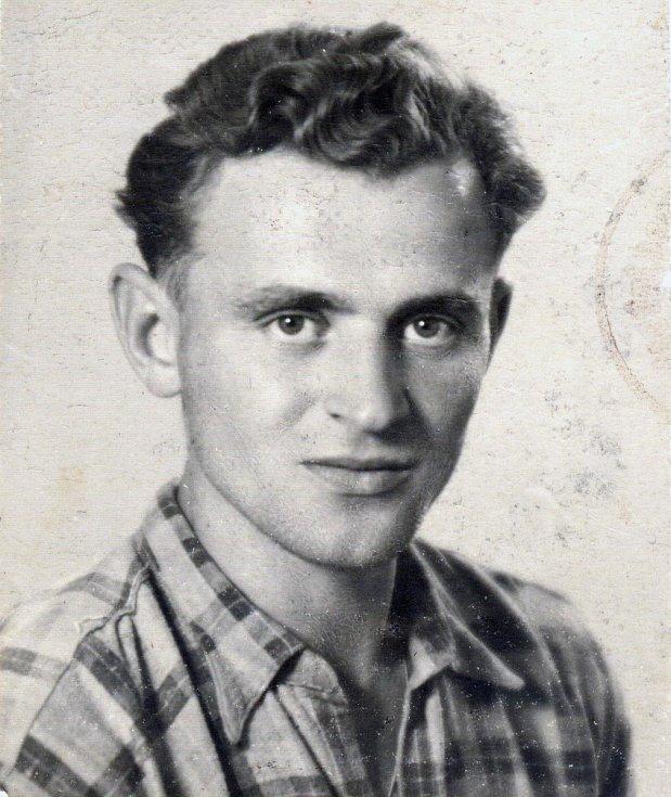 Ludvík v mládí.