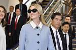 Ivanka Trumpová v Tokiu