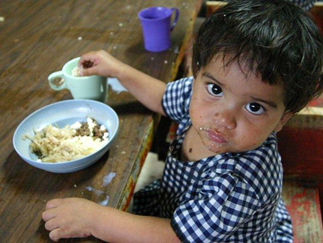 Počet podvyživených dětí se za posledních deset let zvýšil o 1,5 milionu.