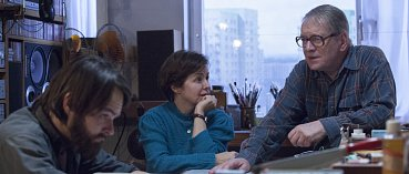 Z filmu Poslední rodina