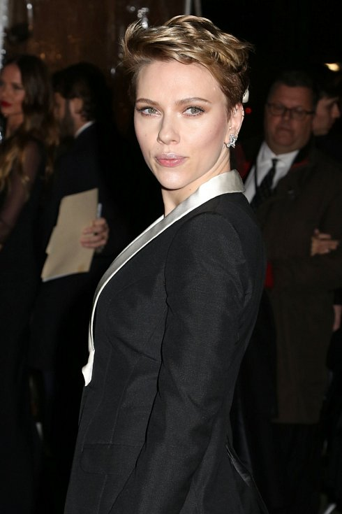 Scartett Johanssonová je považovaná za sex symbol.