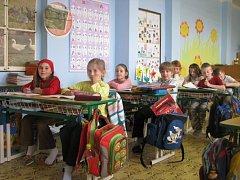 Žáci v základní škole. Ilustrační foto.