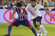 Ronaldo v dresu Corinthians.